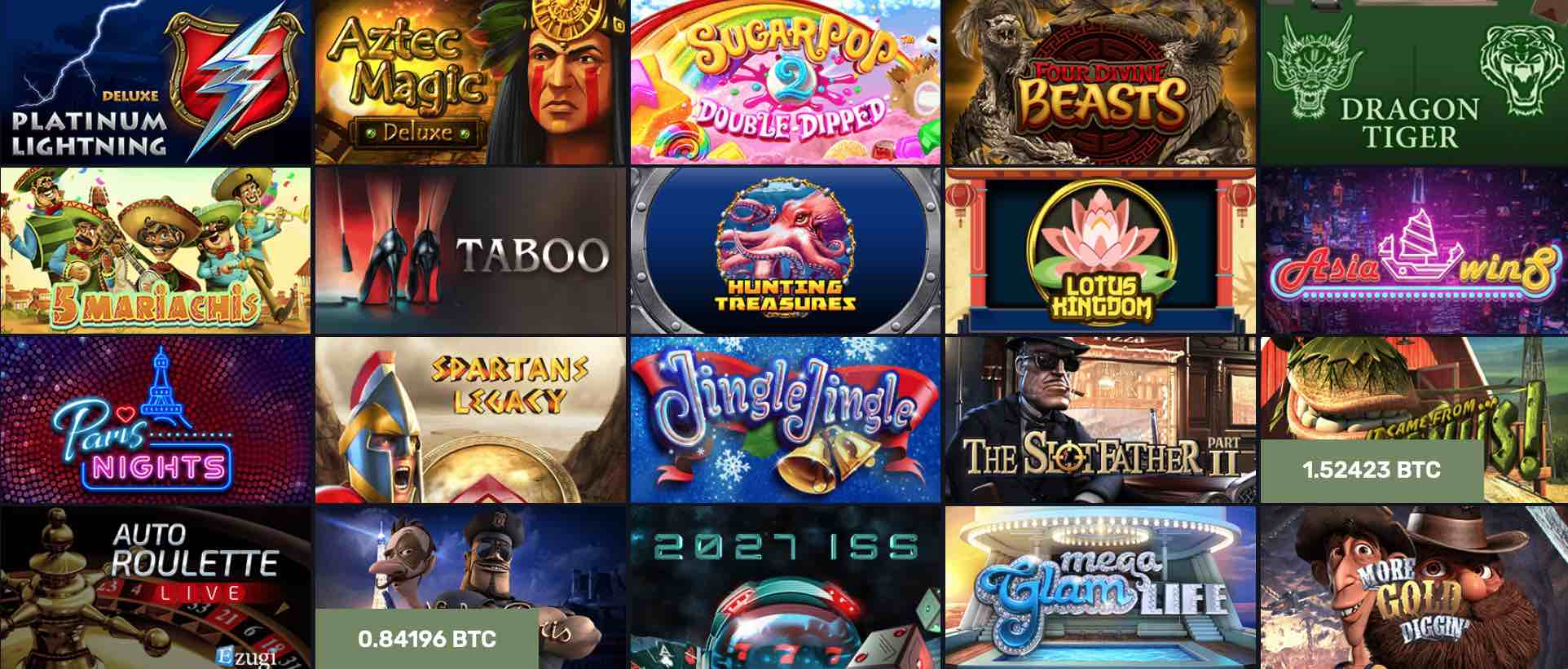 Stake btc gambling